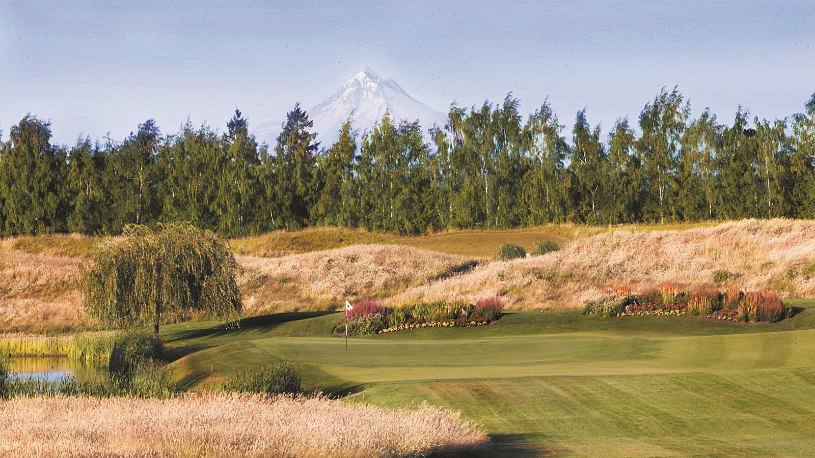 Langdon Farms Golf Club, Portland, OR