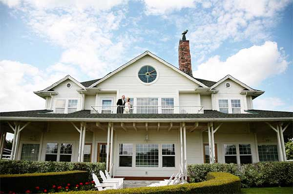 Farm house wedding venues in Portland