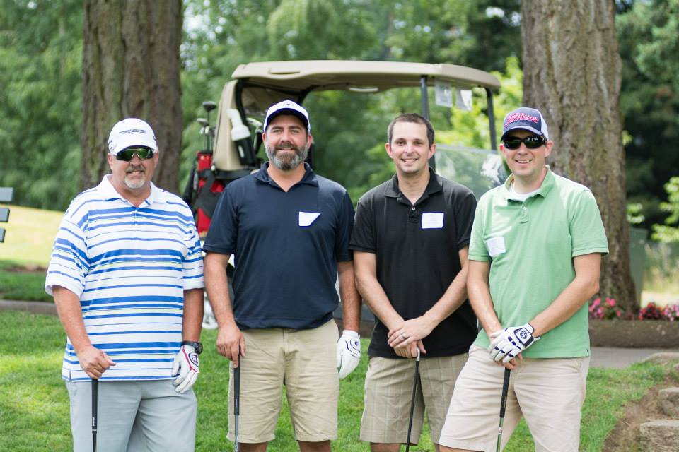 Golf Tournament at Langdon Farms