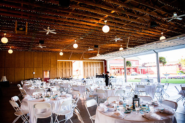 The Red Shed Event Venue in Portland, Oregon