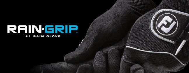 FootJoy Rain Grip Gloves