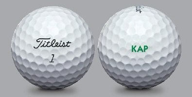 Titleist Golf Balls Loyalty Rewarded Option 1