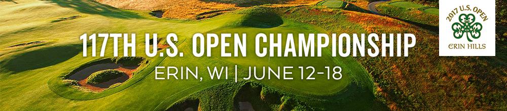 US Open Erin Hills