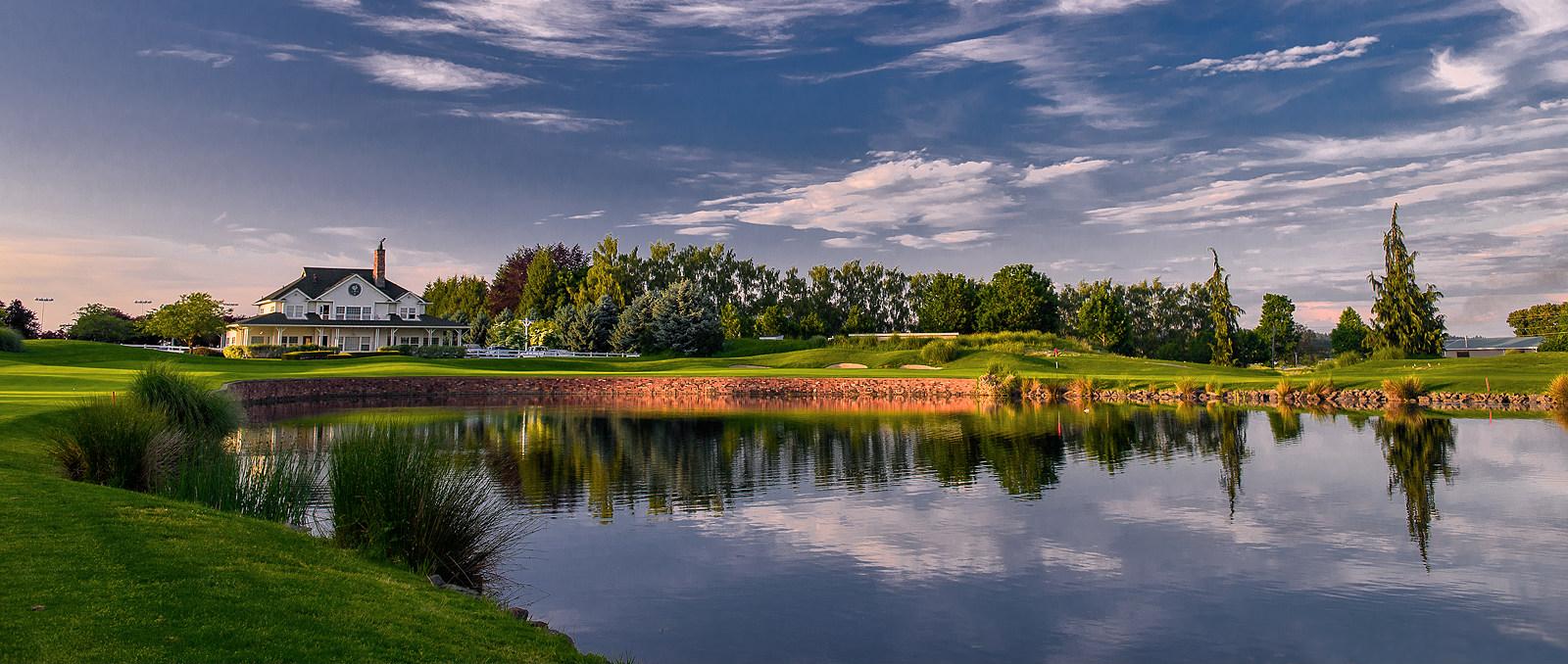 Langdon Farms Golf Club, Portland, Oregon
