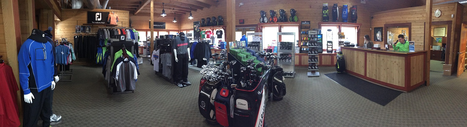 Langdon Farms Golf Shop