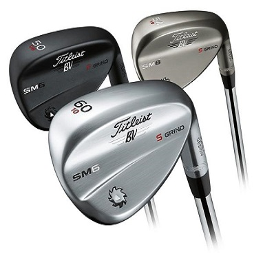 Titleist SM6 Vokey Wedge